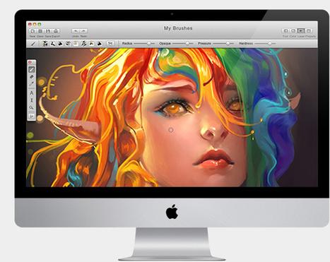 Alternative to paint for mac | Van Rental Los Angeles | Scoop.it