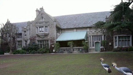 Playboy Mansion on sale for $200 million, but Hef stays | internet marketing | Scoop.it