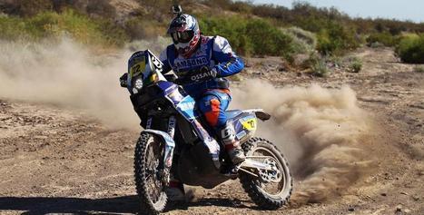 Dakar 2014 - 6e étape Moto : première victoire Française avec Alain ... - TF1 | Moto Emotion... | Scoop.it