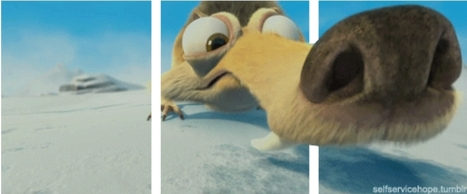 Un simple truco hace que los GIFs parezcan tridimensionales | El Content Curator Semanal | Scoop.it