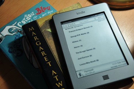 Book readers remember plots better than those who read e-books – study - GMA News | Young Adult & Digital Books | Scoop.it