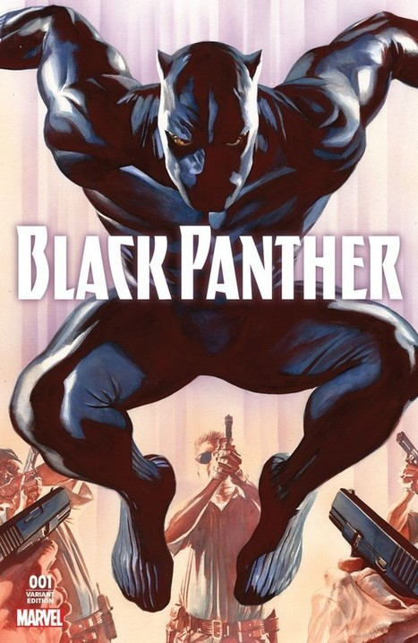 Conceptualizing the Black Panther | F_C | Scoop.it