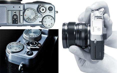 "Analogue operations and a true X series ""feeling"" 