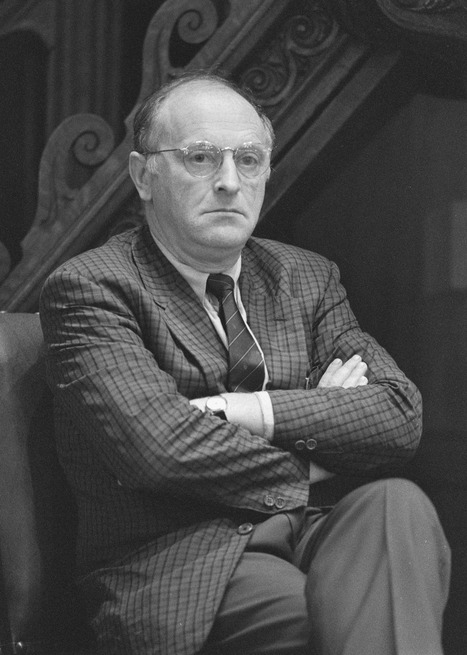 Paris Review - The Art of Poetry No. 28, Joseph Brodsky | Pure Poetry | Scoop.it