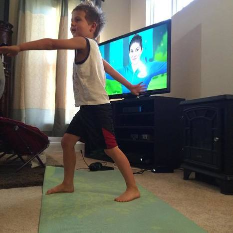 Make Yoga part of your Morning Routine | Cosmic Kids Around The World! | Scoop.it