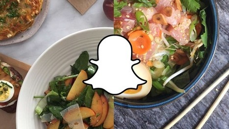 Why Some of Instagram's Most Popular Food Accounts Are Fleeing to Snapchat | Social Media & Content Marketing | Scoop.it