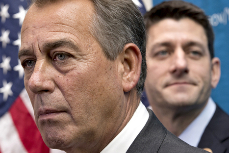 GOP's pathetic new excuse: Trying to blame Obama for killing immigration reform | Daily Crew | Scoop.it