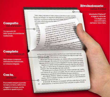 Le Flipback arrive en Italie : un livre à lire à la verticale - Actualitté.com | Actualité littéraire et culturelle | Scoop.it