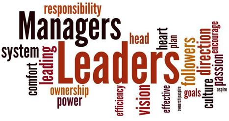 Are you a manager or a leader? | Good Advice | Scoop.it