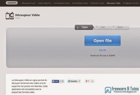 Online Video Cutter : un outil en ligne pour découper les vidéos (MP4, AVI, MPG, 3GP) | Au fil du Web | Scoop.it