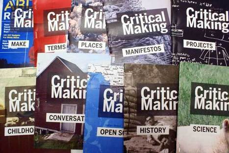 Critical Making - Hertz | Books, Photo, Video and Film | Scoop.it