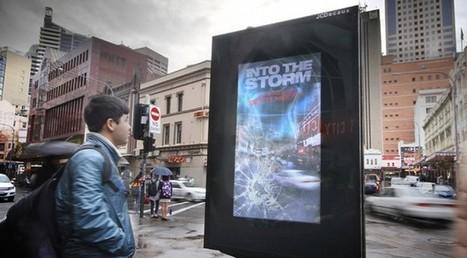 Australie : Une tornade en réalité augmentée au coeur de Sidney | Visual Communication News | Scoop.it