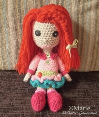 Free Crochet Patterns and Designs by LisaAuch: Crochet an Amigurumi Doll - Links to Free Pattern and Video Tutorial | Crochet Crochet Crochet.... | Scoop.it