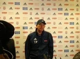 Audio of Tony Pulis on SCFC goalkeepers   STOKE CITY FANS   Scoop.it