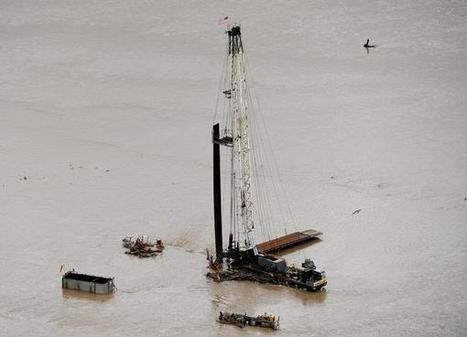 Colorado floods: 1900 oil and gas wells shut as crews check damage - Denver Post | Oil Spill Response | Scoop.it