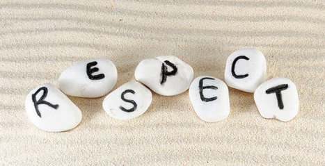 Leadership Trait to Ponder: Respect | Leadership Development | Scoop.it