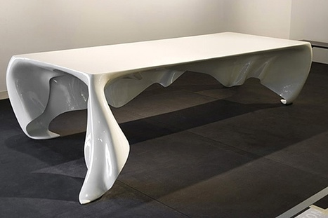 Phantom Table from Graft Architects | DeZign | Scoop.it