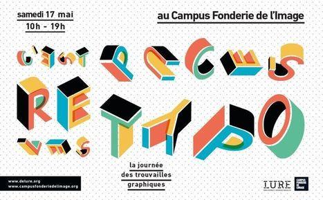 Les Puces Typo le marché des objets graphiques ouvert samedi 17 mai 2014 de 10h à 19h - BAGNOLET | Parisian'East, la communauté urbaine des amoureux de l'Est Parisien. | Scoop.it