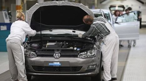 VW and the never-ending cycle of corporate scandals - BBC News   Ethics? Rules? Cheating?   Scoop.it