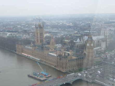 Freelancing in London... view from the London Eye | Classified Websites In Pakistan | Scoop.it