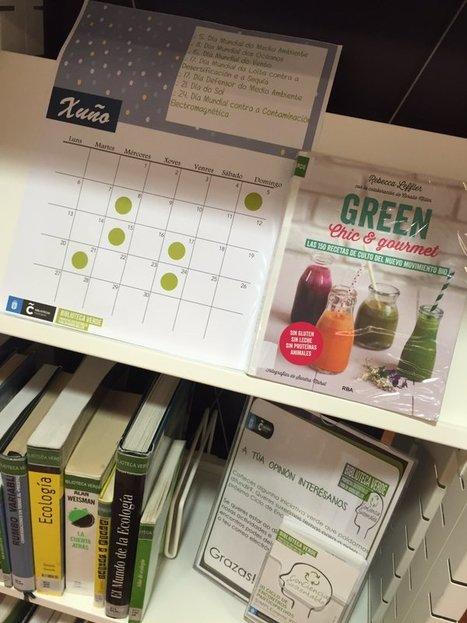 """Recomendación: """"Green, chic & gourmet""""   Biblioteca Verde   Scoop.it"""