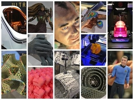 CES 2014 Trends: The 3-D Printing Industry Is Poised to Explode - IEEE Spectrum | 3D Printing in Five Years Time | Scoop.it