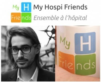 Julien Artu : le partage en action au coeur de l'hôpital   Santé : patient acteur, patient expert   Scoop.it