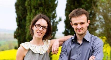 La belle aventure de Carole et Christophe | GERS - Economie | Scoop.it