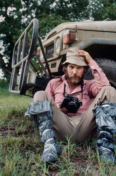 Steve McCurry on photography's globalised challenge |  Phaidon | Photography News Journal | Scoop.it