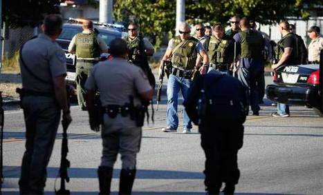 A couple suspecting of killing 14 people in California identified | Latest News from India and the World on post.jagran.com | Scoop.it