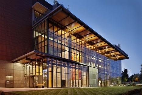 Les six plus belles nouvelles bibliothèques nord-américaines | BiblioLivre | Scoop.it