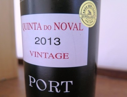 First taste: Quinta do Noval Vintage Port 2013 | Vitabella Wine Daily Gossip | Scoop.it