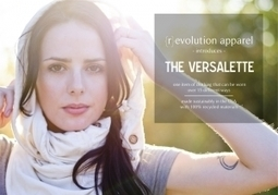 {r}evolution apparel: Crowdsourcing a Sustainable Fashion Start-Up - Forbes | big picture business | Scoop.it