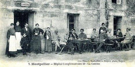 Diaporama - Montpellier : Les blessures de 14-18 | Midi-Libre | Nos Racines | Scoop.it