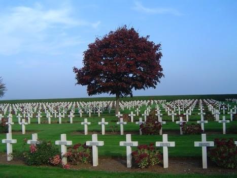 1914 : «Mort pour la France», une tombe et un nom pour l'éternité - [Treillières au Fil du temps] | Histoire 2 guerres | Scoop.it