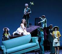 Un chapeau de paille d'Italie de Eugène Labiche et Marc-Michel mise en scène par Giorgio Barberio Corsetti   Théâtre & co à Paris   Scoop.it