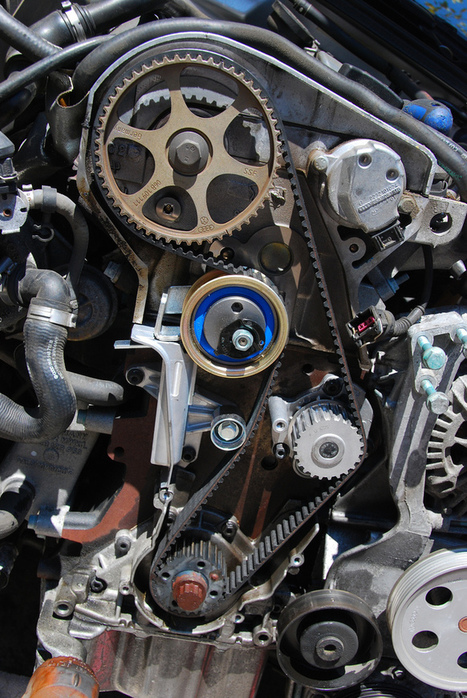 How to Change a Timing Belt   Timing Belt Replacement Tips in Conyers   Scoop.it
