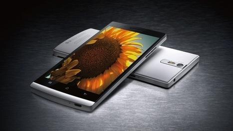 El Oppo Find 5 es oficial | Mobile Technology | Scoop.it