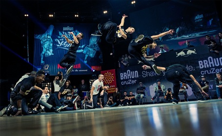 BRAUN BATTLE OF THE YEAR • BOTY WORLD FINALS return to GERMANY in 2013 | Hip Hop Culture | Scoop.it