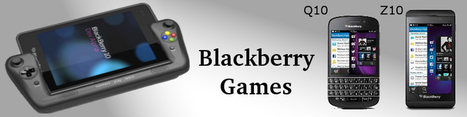 Must Play Free Interesting BlackBerry Games in Your BB10 Device | All Mobile App Development Mart | Scoop.it