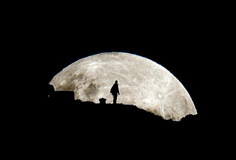 The supermoon rises, bigger and brighter - in pictures | Looks - Photography - Images & Visual Languages | Scoop.it