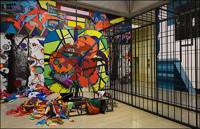 "Franz Ackermann: ""Gateway"" | Art Installations, Sculpture, Contemporary Art | Scoop.it"