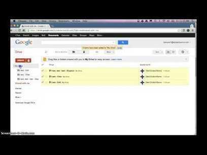 Gustavo Martínez Blog´s » Blog Archive » gClassFolders: Organizar los archivos de Google Drive compartidos por tus estudiantes | Recull diari | Scoop.it