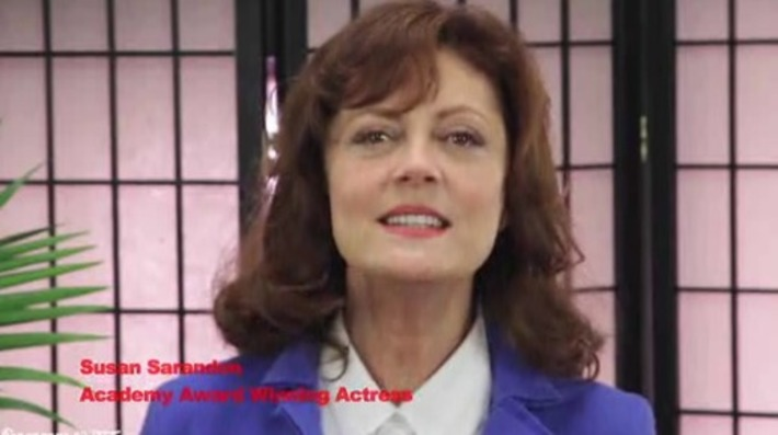 Susan Sarandon Explains Why Women Need White Man's Di*#s | Herstory | Scoop.it