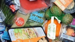 "It is now illegal in France for supermarkets to throw away food (""affluence can't justify food waste"") 