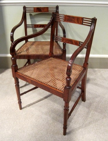 A Pair of Georgian Elbow Chairs|Seating & Stools,Some Recent Arrivals | Wilkinson Antiques | Scoop.it