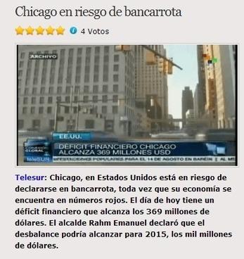 ¿Puede Chicago tener el mismo destino de Detroit? | La R-Evolución de ARMAK | Scoop.it