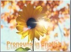 Pronouns in English - New Spotlight on English | learning english online | Scoop.it