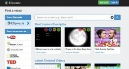 iLearn Technology » Blog Archive » EDpuzzle: Like Video in the Classroom 2.0 | Create: 2.0 Tools... and ESL | Scoop.it