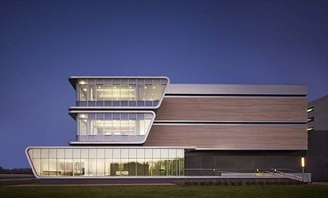 BP Center for High Performance Computing Featured in The Architect's Newspaper   GC's   Scoop.it